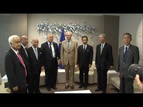 Meeting with Hiromasa YONEKURA