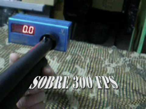 Review Escopeta double eagle m56al en español by pau y airsoftgandia