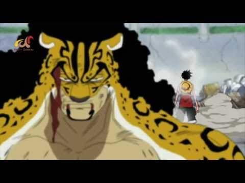 HQ - Luffy vs Lucci [لوفي ضد لوتشي [الجولة الأخيرة