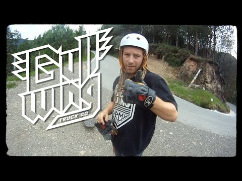 Gullwing Truck Co. | Will Royce | Pablo Escobar's Driveway