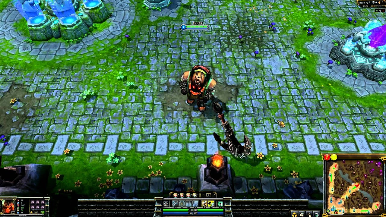 how to make taunt in lol