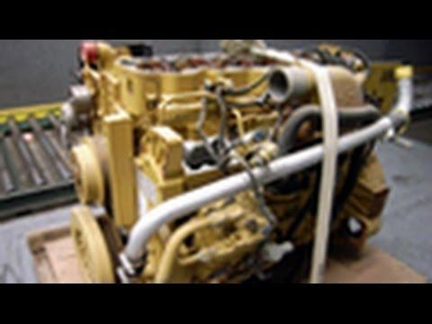 Caterpillar C7 Diesel Engine on GovLiquidation.com