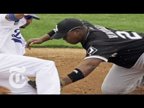 Sports: Playing Béisbol -- NYTimes.com/Video Video