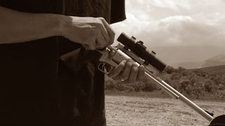 Handful of Joy or Handful of Pain? Few shots with the BFR in 45-70 (Magnum Research)