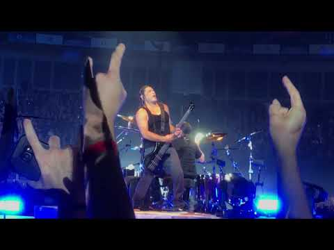 Metallica O2 Arena London UK 22/10/2017 - One and Master of Puppets
