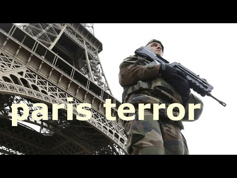 The Beginning of The End! Paris terror: Can It Happen Here? (Latest Events Nov 2015)