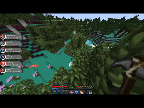 Minecraft Pixelmon Journey: Episode 7 -