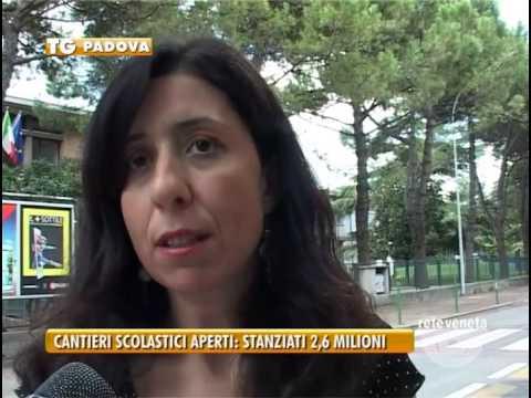 18/08/2014-CANTIERI SCOLASTICI APERTI: STANZIATI 2,6 MILIONI