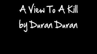Watch Duran Duran A View To A Kill video