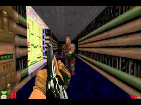 Zagrajmy w: Doom 2: Hell on Earth cz. 0119