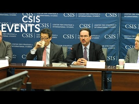 CSIS Press Briefing: President Obama's Asia-Pacific Trip