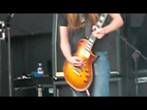 Bill Steer(Carcass) Solo GodsOfMetal 2009