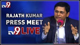 EC CEO Rajat Kumar Press Meet || Telangana Elections 2018