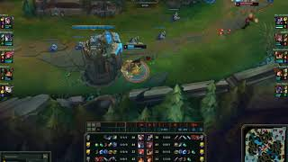 League of Legends Ranked Miss Fortune 3 8 13 LOSE 2019