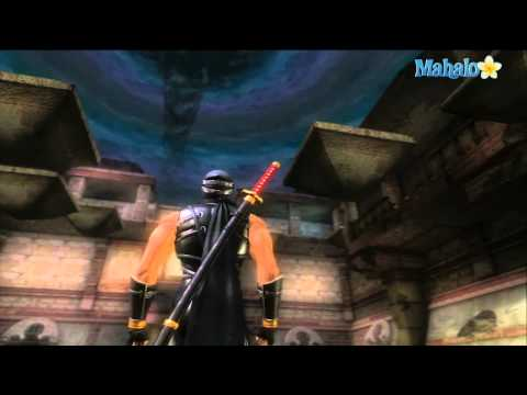 Ninja Gaiden Sigma Walkthrough - Chapter 13: The Path to Zarkhan Part 2