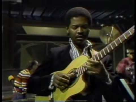 Earl Klugh on David Lettermam [One night alone with you]