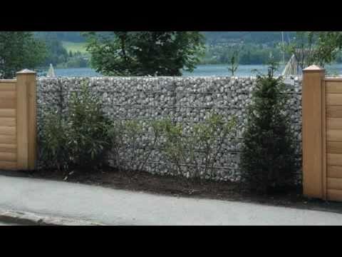 Naturstein-Gabionen // Produktion, Lieferung, Versetzen, Aufbauanleitung  Natursteinwolf