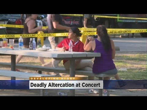 Man Dies After Sucker Punch at Hip Hop Festival [VIDEO] news