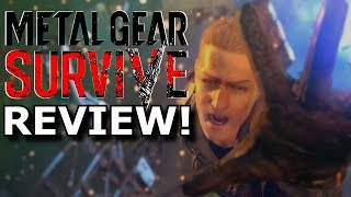Metal Gear Survive Review! A Pure Dumpster Fire? (PS4/Xbox One)