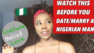 THE TRUTH ABOUT NIGERIAN MEN / 12 FACTS ABOUT MEN FROM NIGERIA 🇳🇬