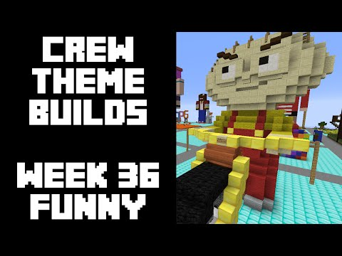 Minecraft - Your Theme Builds - Week 36 - Funny