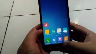 Cara Root Redmi Note 3G MIUI 7