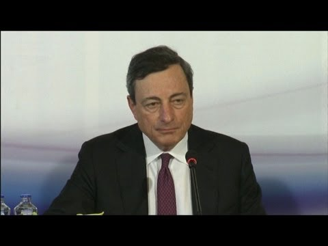 ECB ready to act again on rates if needed: Draghi