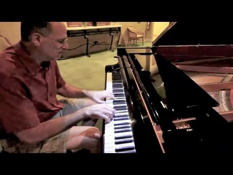 Peacherine Rag — Scott Joplin piano