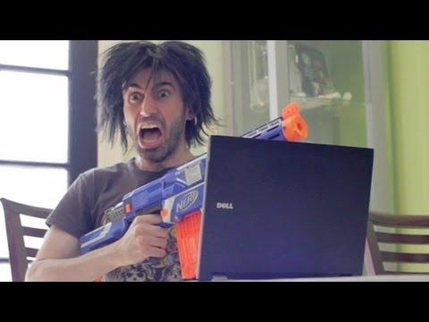 Nerf Vs Porn video
