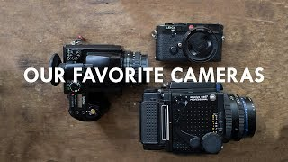 The Gear Video | Our Favorite Cameras
