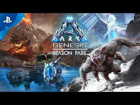 ARK: Genesis - Announcement Trailer   PS4