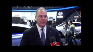 Hyundai interview bombing