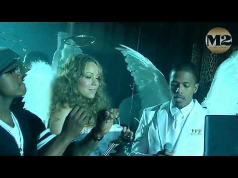 Mariah Carey and Nick Cannon at their Halloween Party. Is Mariah DRUNK?