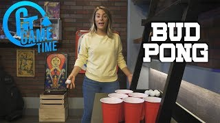 Bud Pong | Gametime