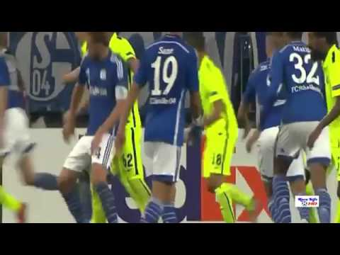 Schalke 4-0 Asteras Tripolis [01.10.15] All Goals & highlights Europa League