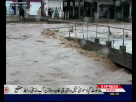 Pakistan Flood 2010 In Swat Valley video