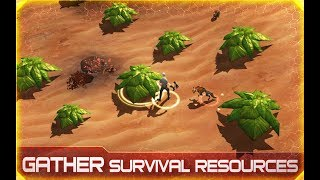 WASTELAND HEROES Gameplay Trailer ANDROID GAMES on GplayG
