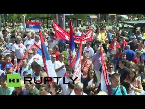 Serbia: Belgrade boils over Brussels deal