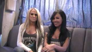 BUTCHER BABIES interview HardRockHaven.net