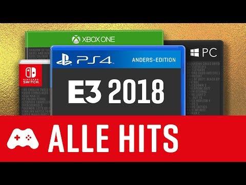 Neue Spiele Hits ► ALLE wichtigen neuen Games der E3 2018