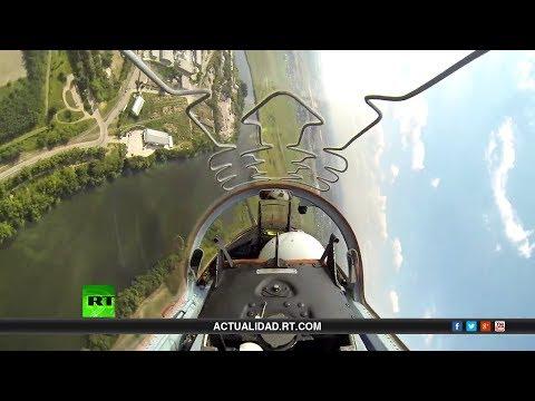 Tecnología de punta: vuelos al MAKSimo