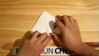 Origami Frog (tutorial)