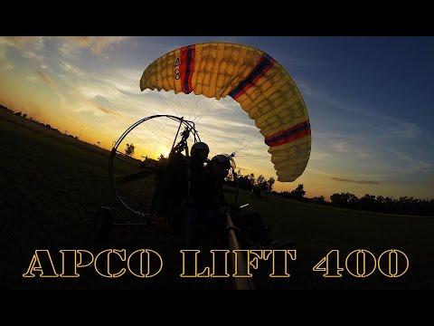 Параплан APCO Lift 400