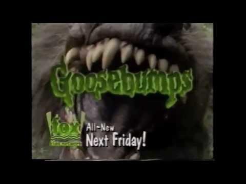 goosebumps tv show werewolf goosebumps episodes