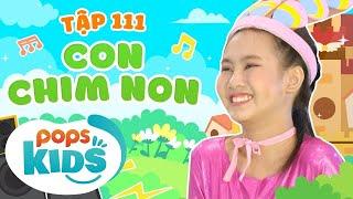 Mầm Chồi Lá Tập 111 - Con Chim Non | Nhạc thiếu nhi hay cho bé | Vietnamese Kids Song