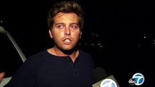 VIDEO: Thousand Oaks shooting: Stepdad, son recall terrifying moments gunfire erupted | ABC7
