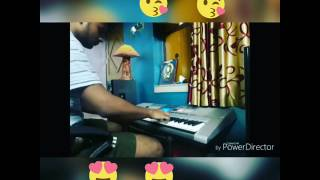 Bengali Romantic Song | Thik Emon Ebhabe| Intro Piano Cover|