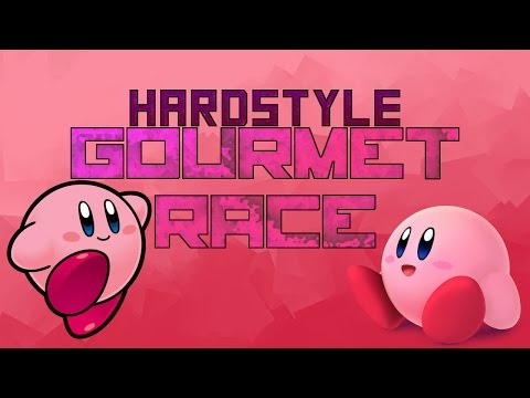 Kirby Super Star - Gourmet Race (MADD Hardstyle Remix)