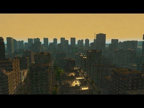 Самый красивый ГОРОД! - Cities: Skylines #9