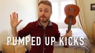 Download Lagu Pumped Up Kicks - Foster The People (Ukulele Tutorial) Gratis STAFABAND